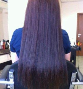 Наращивание волос. Продажа волос.