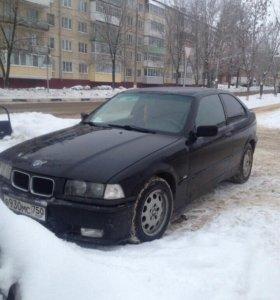 БМВ 316I е36 1996 купе компакт в хорошем состоянии