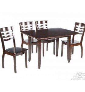 Стол 301Chocolate