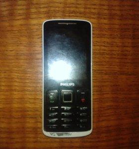 Телефон Philips Xenium x325