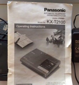 Автоответчик Panasonic