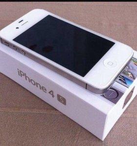 Iphone 4s (белый)