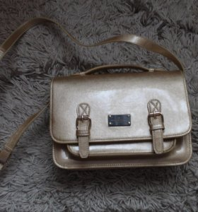 Лакированная сумка‑сэтчел Pauls Boutique Jody