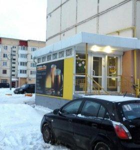 Аренда Торговое помещение 13 и 40 кв. м.