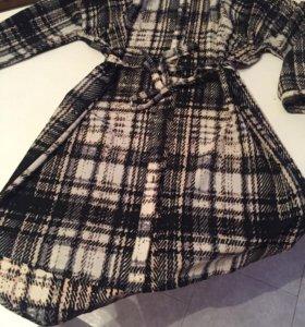 Новое платье-туника topshop petit