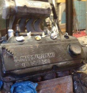 Двигатель на митсубиси спейс раннер