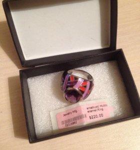 Кольцо Jewelry mfg, новое, 16,5