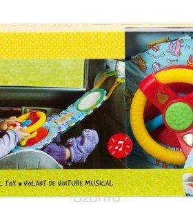 Руль для малыша