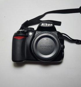 Nikon d3100 body (Торг)