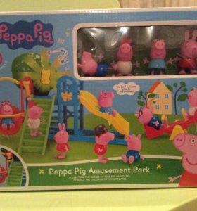 Игровая площадка Свинка Пеппа