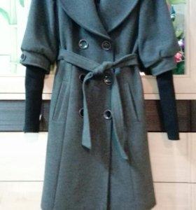 Пальто зимнее. 42-44