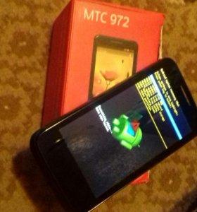 Телефон андроид мтс