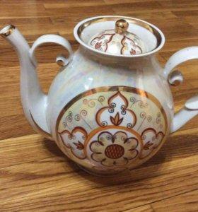 Чайник,большой заварочный
