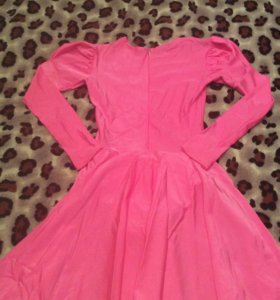 Платье-купальник для танцев на выступления!