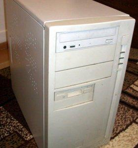 Старый комп как печатная машинка и для интернета