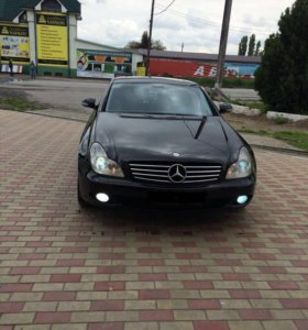 CLS 3.5 2006 год
