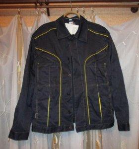 Рабочая мужская куртка.