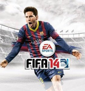 Игра футбол FIFA 14 ps3