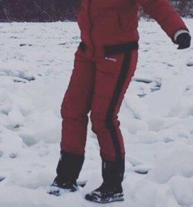 Зимнее комбо куртка+штаны