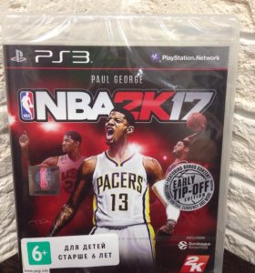 NBA 2K 17 PS3