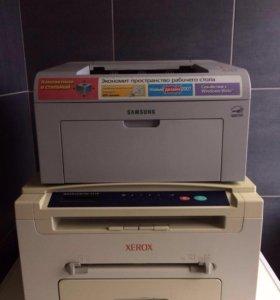 Принтер Samsung и МФУ xerox