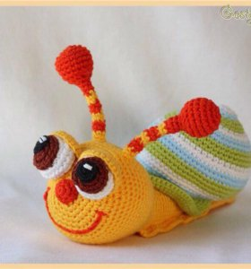 Вязаные игрушки)