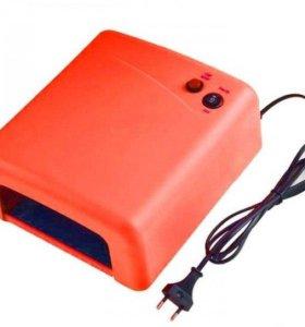 УФ-лампа 36 Ватт с таймером на 120 секунд