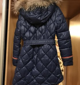 Пальто для девочки 10 -11 лет