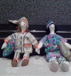 Куклы тильды сонники для спальни
