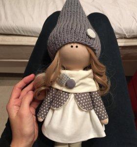 Интерьерная кукла 28 см