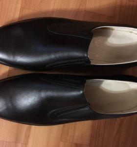 Туфли кожа, новые
