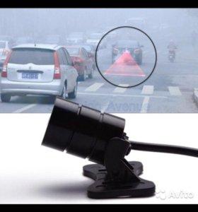 Лазерный противотуманный фонарь, стоп сигнал