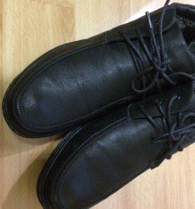 Новые мужские ботинки!