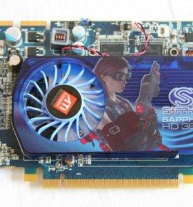 ATI Radeon HD 3650 sapphire 512mb