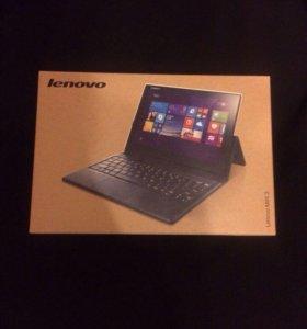 Новый Планшет Lenovo miix3-1030 64Gb WiFi Black