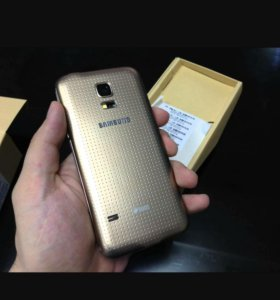 Samsung Galaxy S5 Gold DUOS LTE