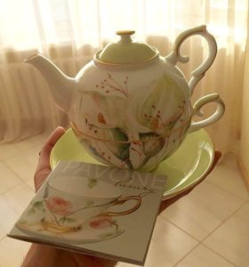 Чайный набор Pavone