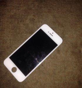 iPhone 5 продам рабочий модуль оригинал