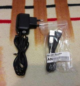 Зарядное устройство и USB-шнур