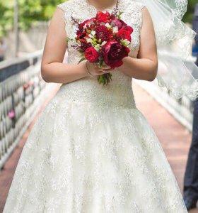 Свадебное платье Darling. Айвори