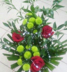 Цветы,подарки,сувениры,на все случаи
