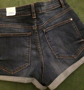 Новые джинсовые шорты. Mango