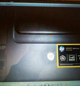 Принтер, копир, сканер hp deskjet 2050