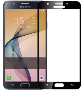 Защитное стекло 3D на Samsung G570 Galaxy J5 Prime