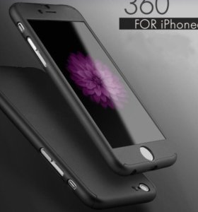 Продам чехол на iPhone 5/5s/SE 360 градусов