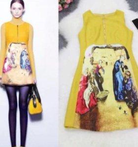 Платье, D&G, Италия
