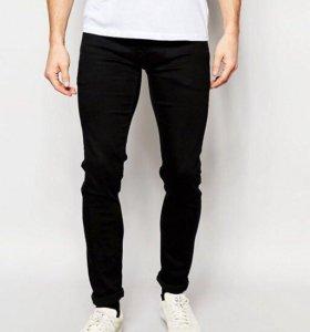 Джинсы Pepe Jeans Finsbury Powerflex Black