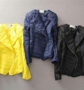 Куртки новые 42-44-46