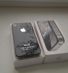 Корпуса айфон 4