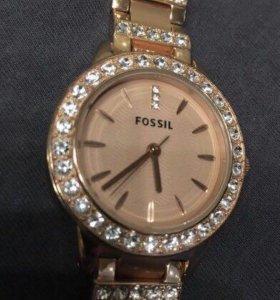 Часы Swarovski (Fossil)